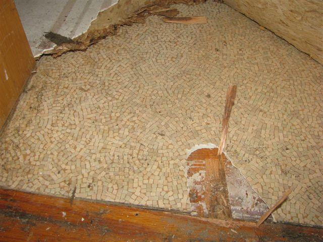 1950 Asbestos Sheet Flooring Identification Let S Play A